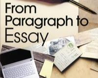 Dare to write 2: from paragrapg to essay